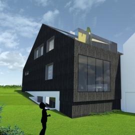 Sekstitallshuset i Oslo er ferdig planlagt