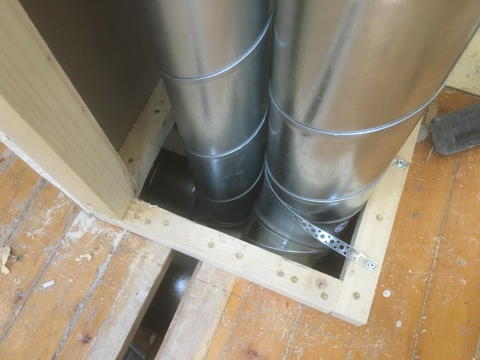 Montering av ventilasjonsanlegg ? SEOPP